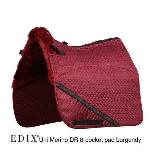 EDIX Uni Merino 8 pocket pad