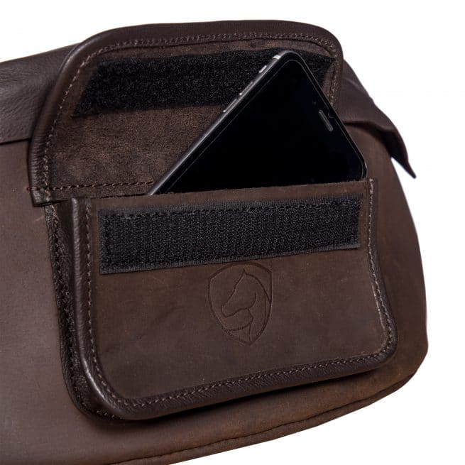 EDIX Taro bag,detail phone pocket
