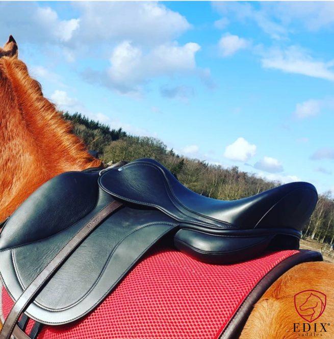EDIX Emir soft tree GP saddle