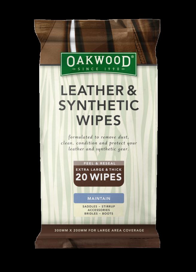 Oakwood leather oil spray