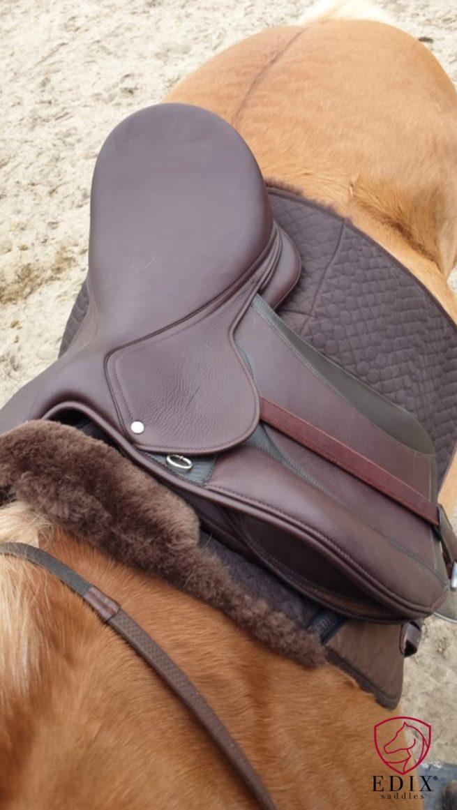 EDIX Tudor soft tree dressage saddle